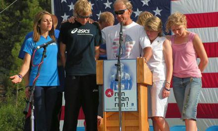 Big Bear Olympian Ryan Hall Retires