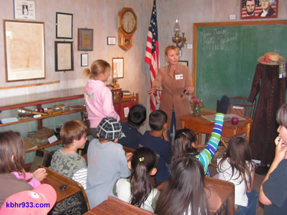The Big Bear Historical Museum (located off Greenway Drive in Big Bear City) offers plenty of fun learning opportunities, and admission is free for children 14 and under.