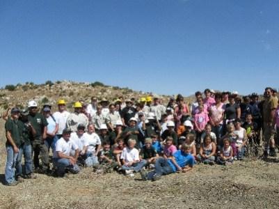 Forest Association Volunteers