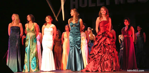 Miss Big Bear delegates were judged on interviewing skills, stage presence and speaking ability, enthusiasm, and evening gown elegance. Each participant also had a local sponsor; for Forry, it was Big Bear Cool Cabins.