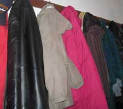 Have an unused coat that's just hanging around? Southwest Gas will give it to someone in need!