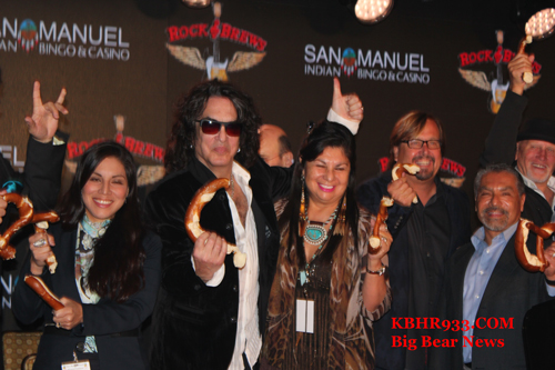 Rock & Brews To Open At San Manuel Indian Bingo and Casino