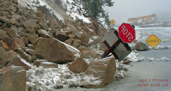 State Route 18 Scheduled to Close for Work in Crestline