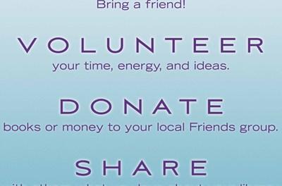 """Friends of Libraries Week"" Means Bargain Books in Big Bear"
