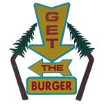 Get the Burger sign