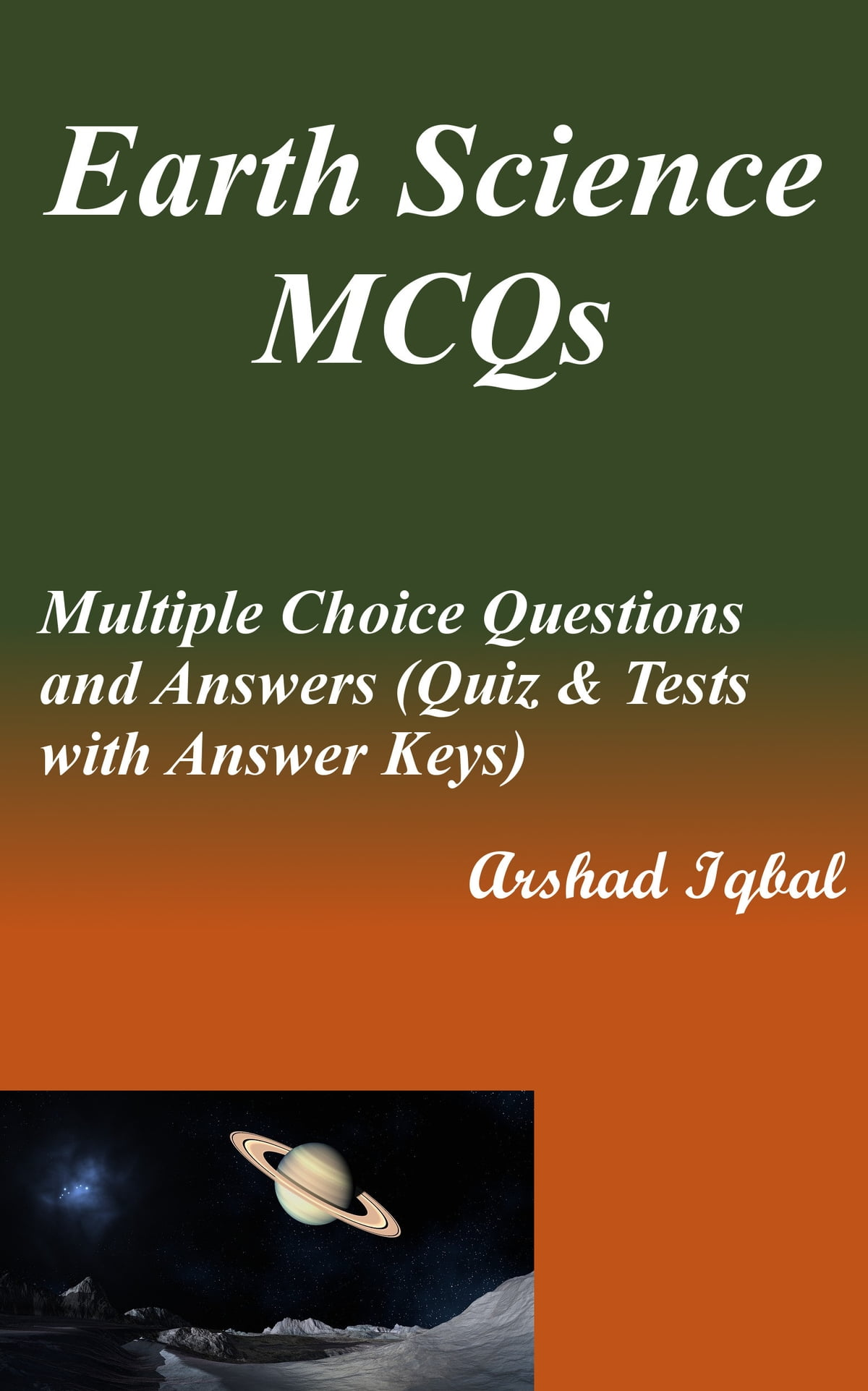 Earth Science Mcqs Multiple Choice Questions And Answers Quiz Amp Tests With Answer Keys E