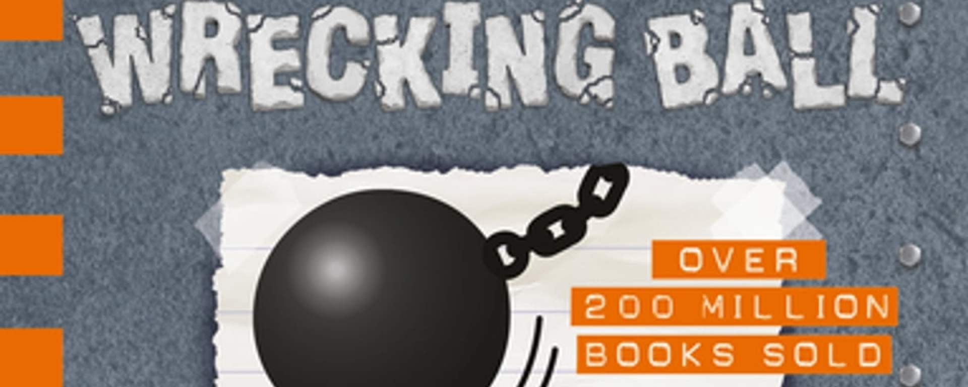 Diary Of A Wimpy Kid Wrecking Ball Book 14 The Click Library