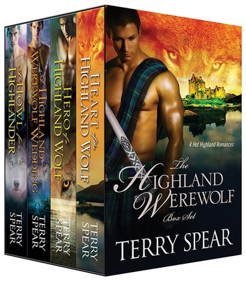 Highland Werewolf Boxed Set ebook by Terry Spear