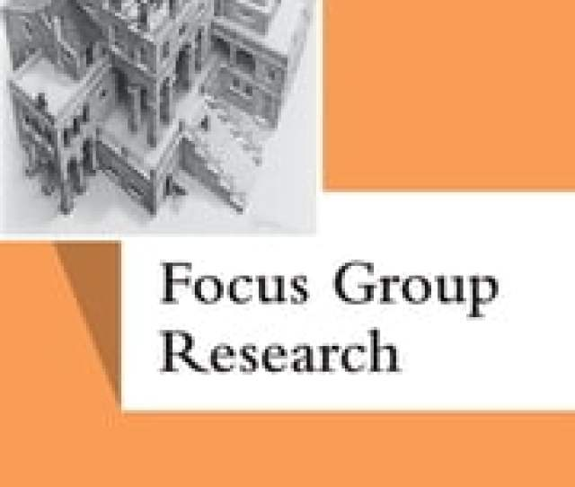 Focus Group Research Ebook By Martha Ann Carey Jo Ellen Asbury