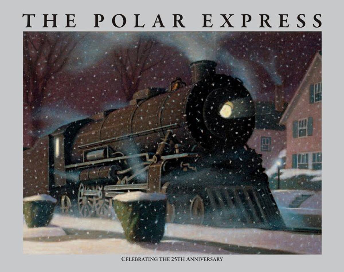 The Polar Express Ebook By Chris Van Allsburg