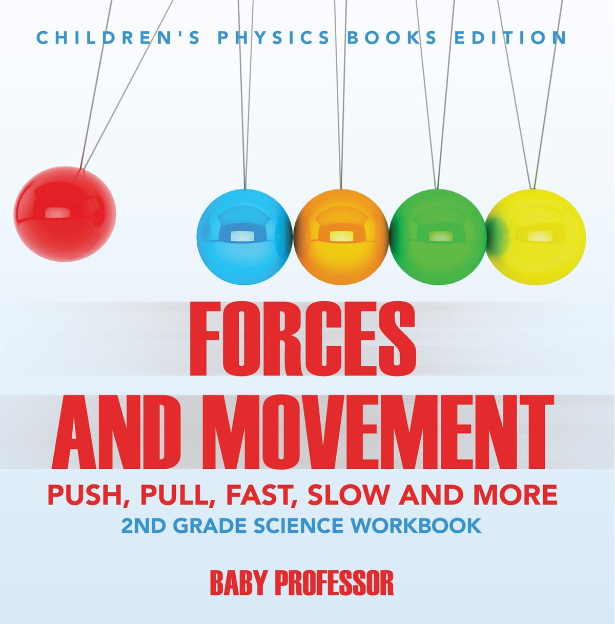 Forces And Movement Push Pull Fast Slow And More 2nd