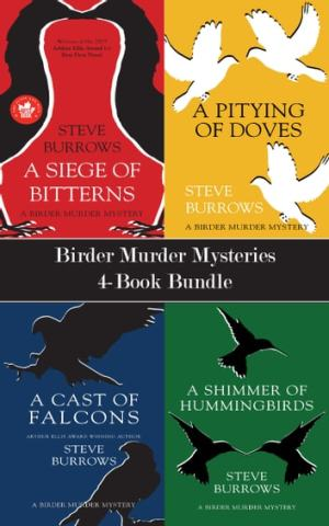 Birder Murder Mysteries 4Book Bundle eBook by Steve