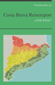 Costa Brava von Omnibusatlas.eu