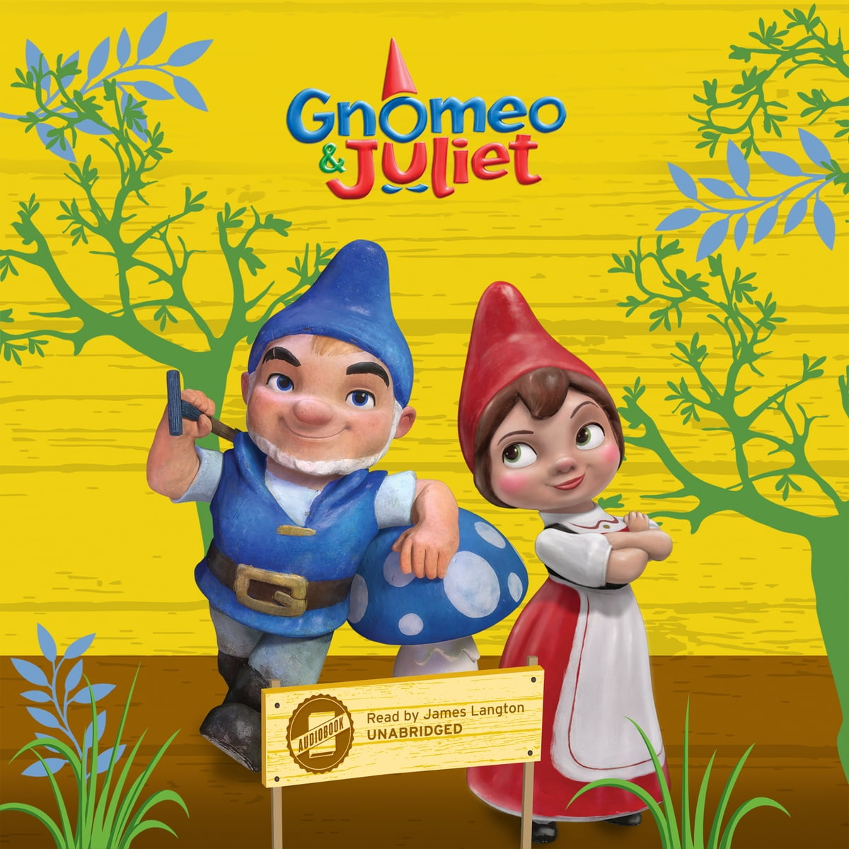 Gnomeo Amp Juliet Audiobook By Molly Mcguire Woods