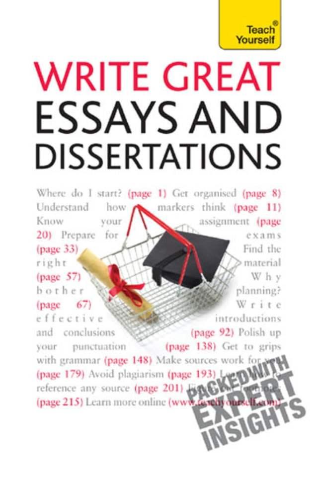 Write Great Essays and Dissertations: Teach Yourself Ebook Epub ebook by  Hazel Hutchison - Rakuten Kobo