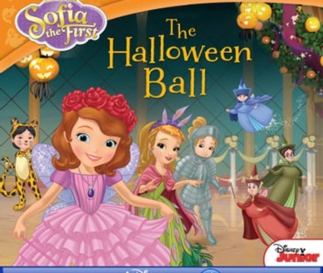 Sofia The First The Halloween Ball A Disney Read Along Ebook By Lisa Ann