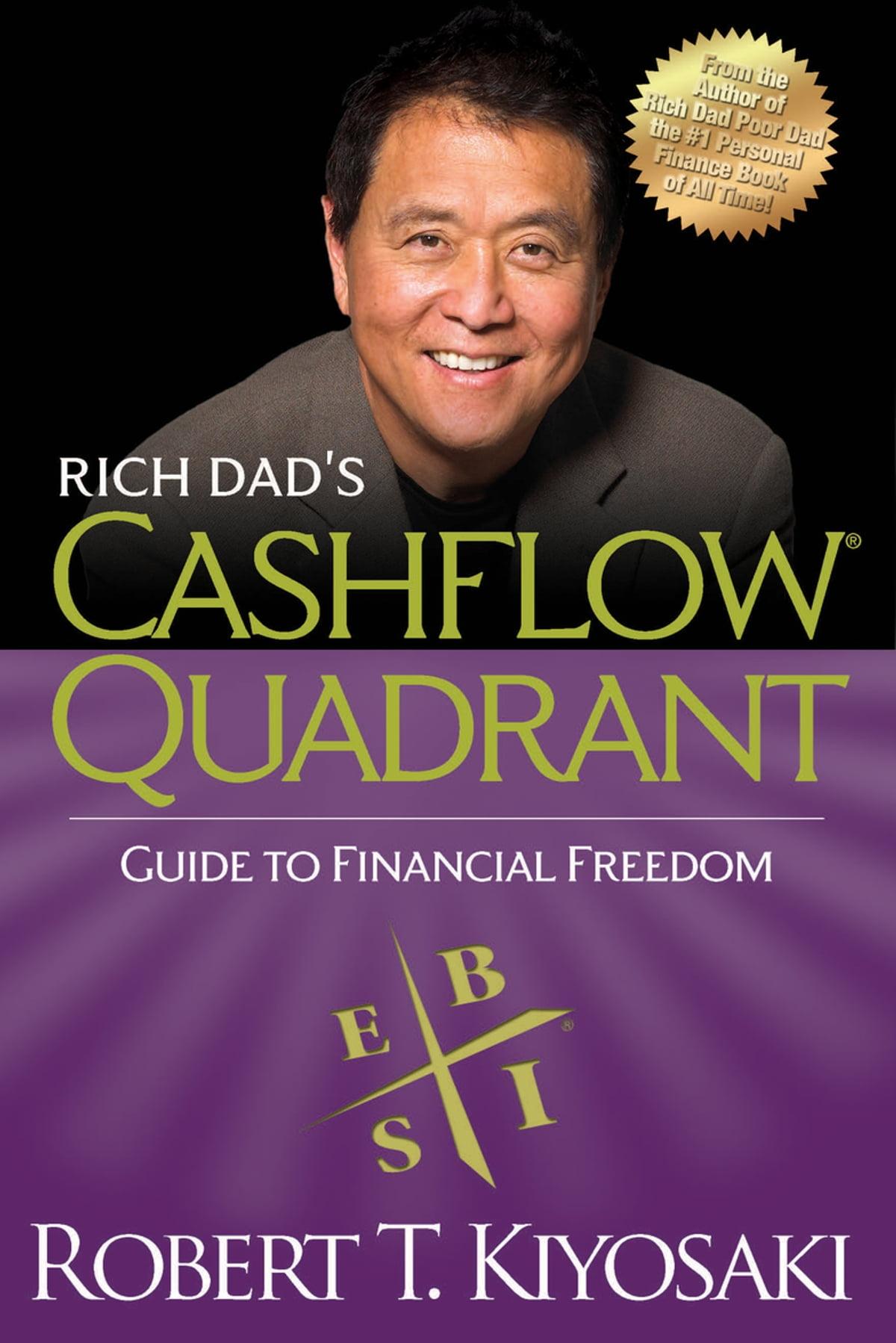 Rich Dad S Cashflow Quadrant Ebook By Robert T Kiyosaki