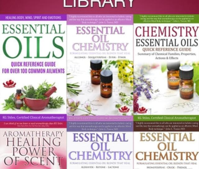 Essential Oils Reference Guide Library Essential Oil Healing Bundles Ebook By Kg Stiles