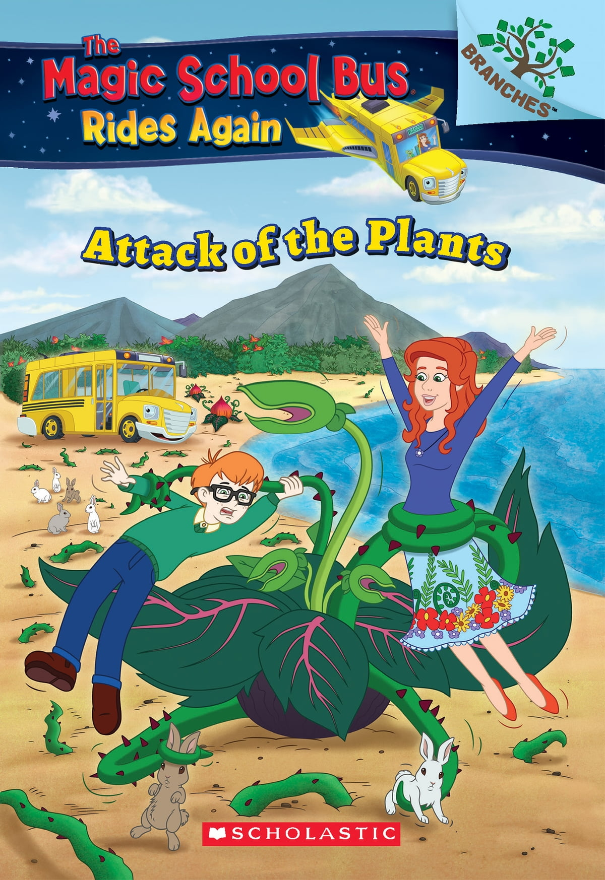 Of The Plants A Branches Book The Magic School