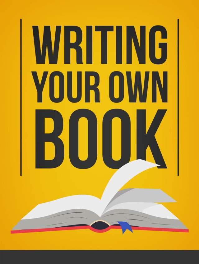 Writing Your Own Book ebook by MUHAMMAD NUR WAHID ANUAR - Rakuten Kobo