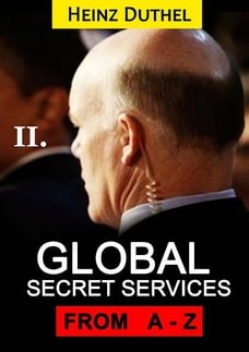 Worldwide Secret Service and Intelligence Agencies: That delivers unforgettable customer service…