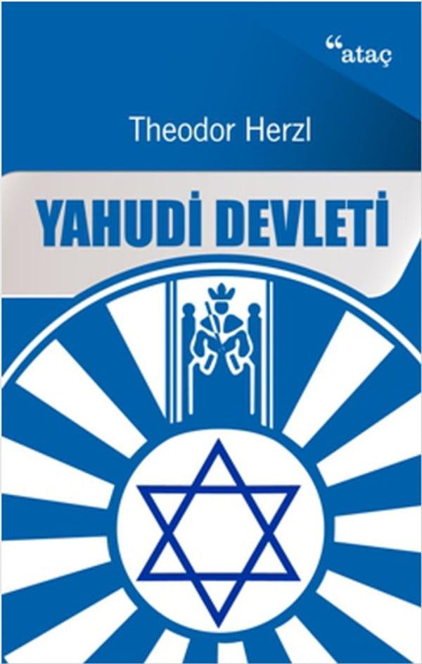 theodor herzl     Yahudi Devlet ile ilgili görsel sonucu