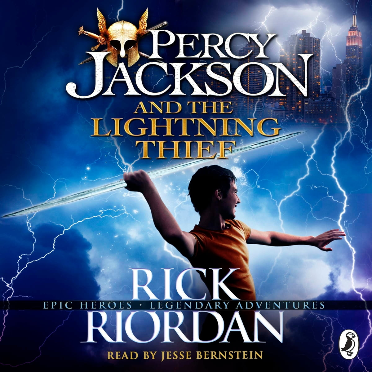 Percy Jackson And The Lightning Thief Book 1 Audiobook