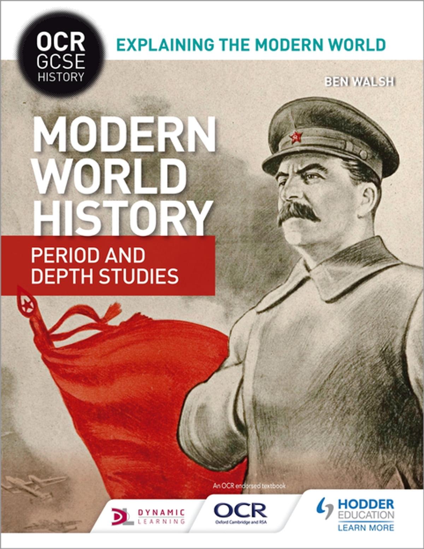 Ocr Gcse History Explaining The Modern World Modern World