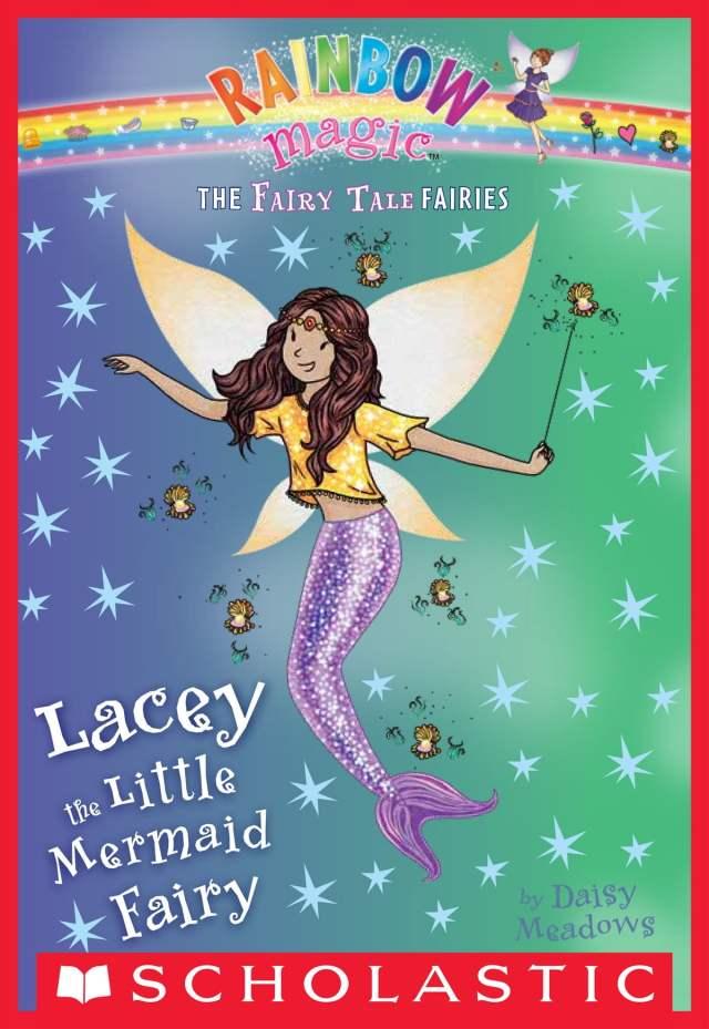 Lacey the Little Mermaid Fairy: A Rainbow Magic Book (The Fairy Tale  Fairies #28) ebook by Daisy Meadows - Rakuten Kobo