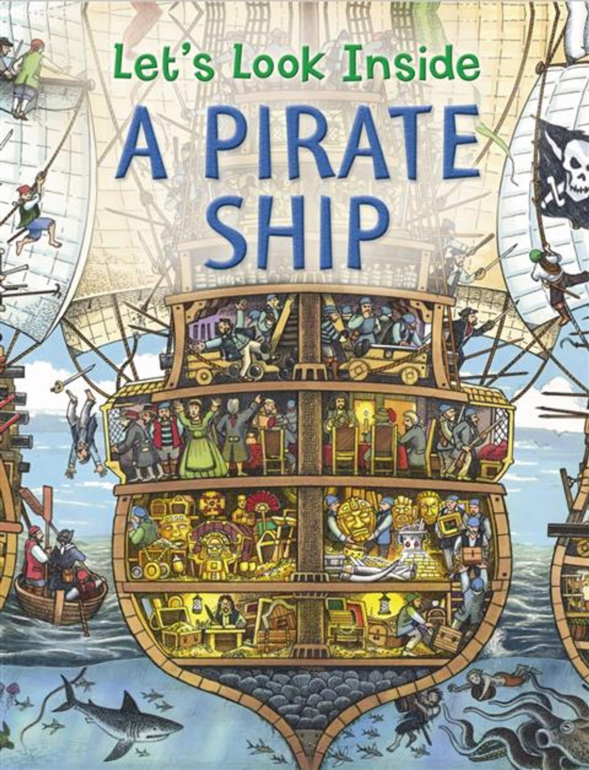 Pirate Ship eBook by Nicholas Harris - 9781912222247 | Rakuten Kobo