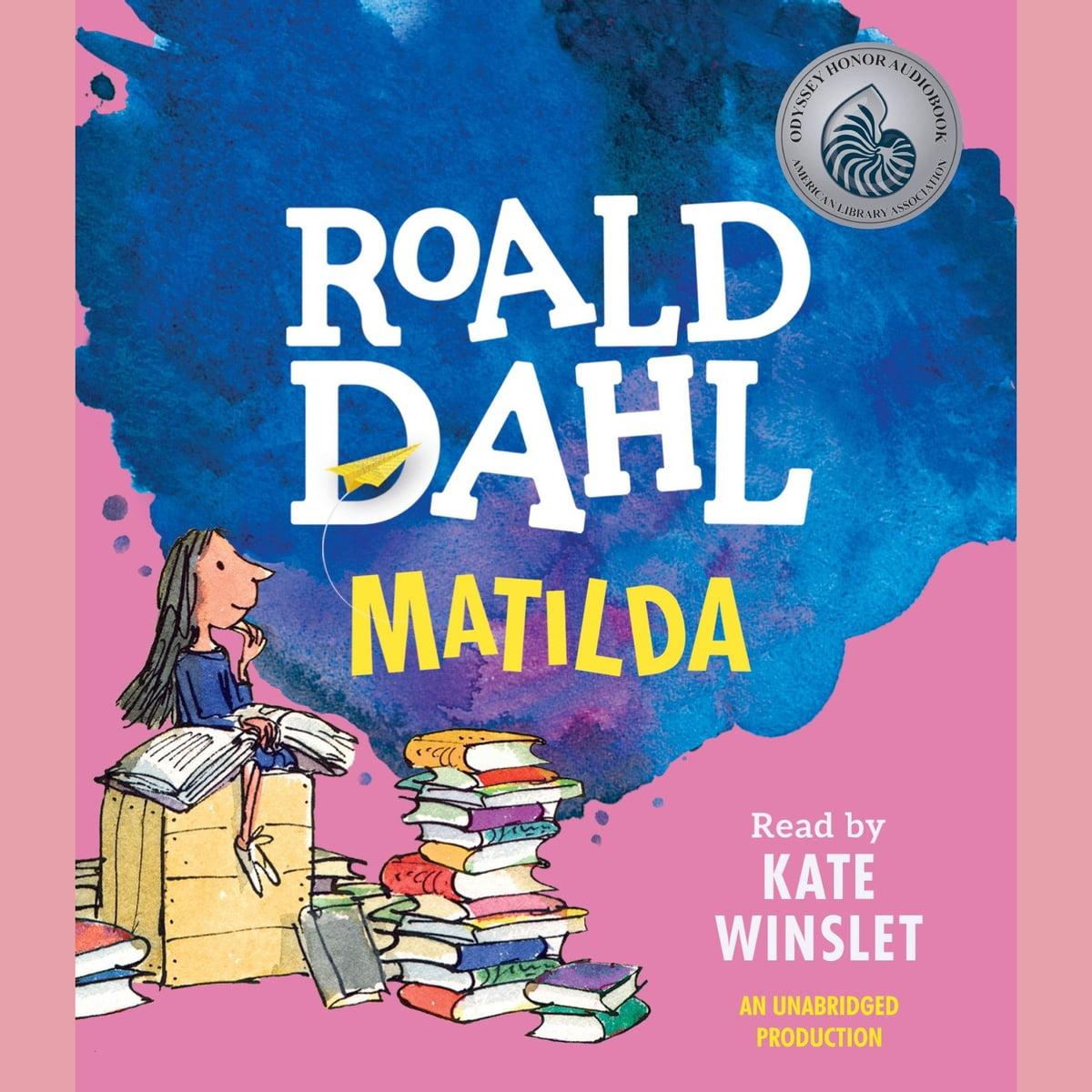 Matilda Audiobook By Roald Dahl