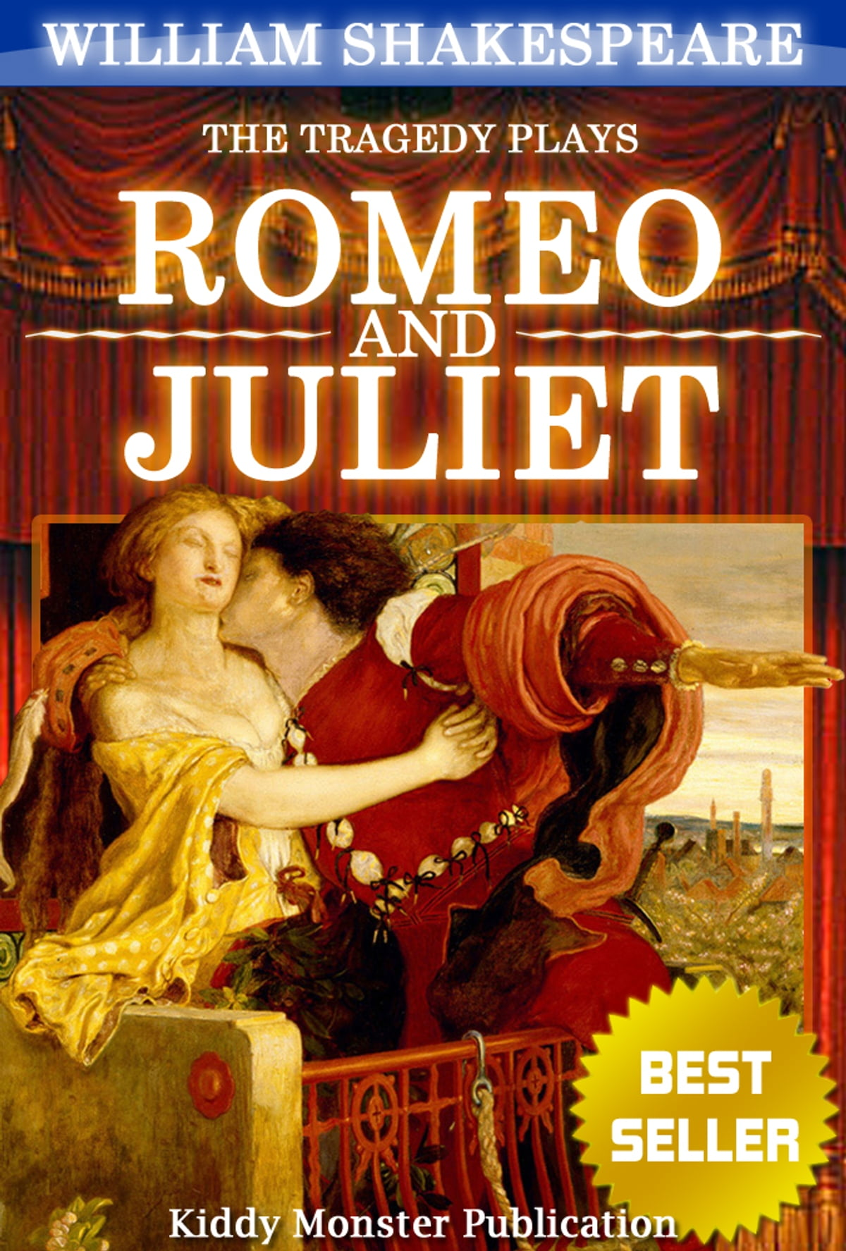 Romeo And Juliet By William Shakespeare Ebook By William