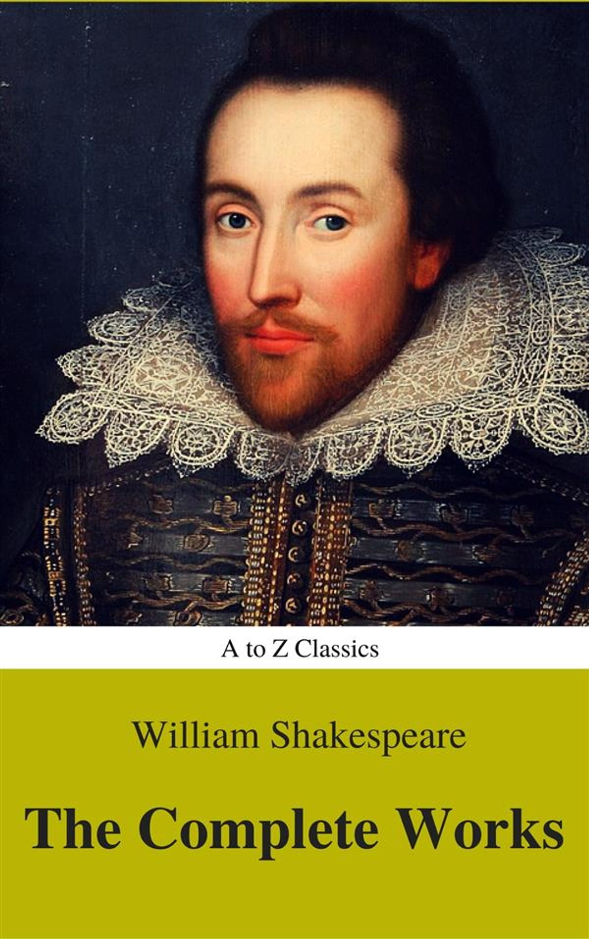 The Complete Works Of William Shakespeare Illustrated