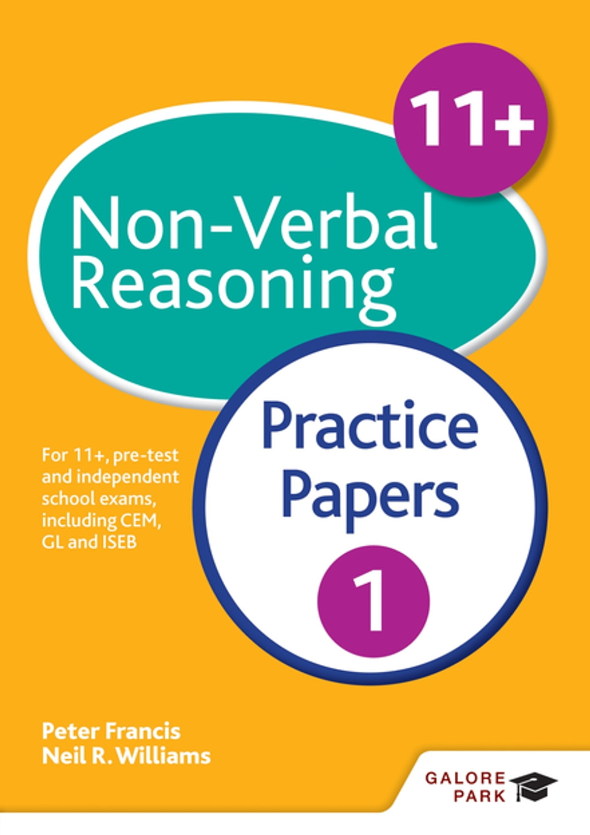 11 Non Verbal Reasoning Practice Papers 1 Ebook By Neil R
