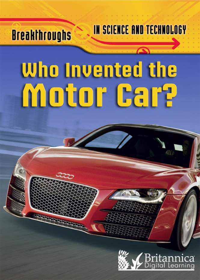 Who Invented Motor Vehicle - The Best Vehicle 2018