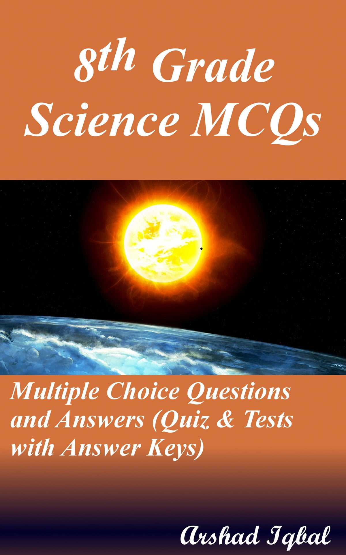 8th Grade Science Mcqs Multiple Choice Questions And
