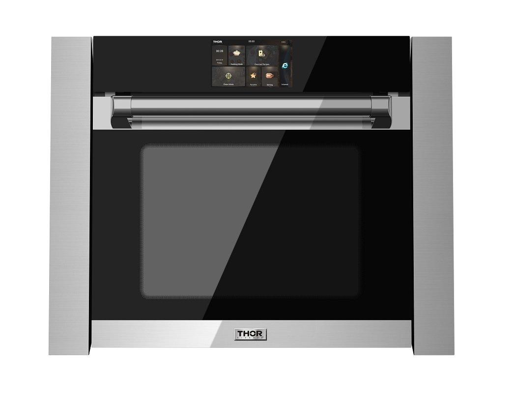 24 inch combi steam oven