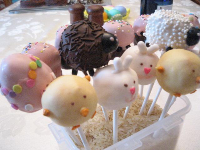Cake Pop gathering