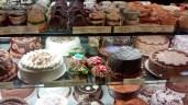 Di Brunos cakes...