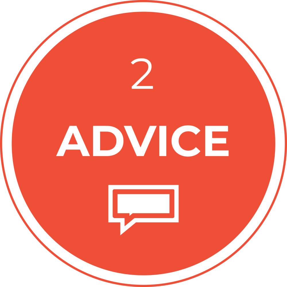 Seek Advice Icon