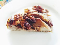 Healthy Apple and Pear Slice