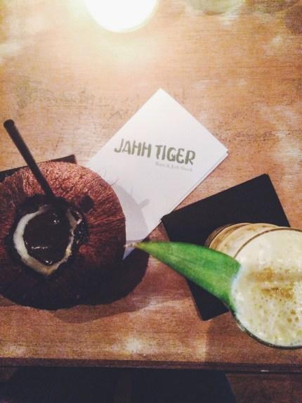 Coconut Drinks