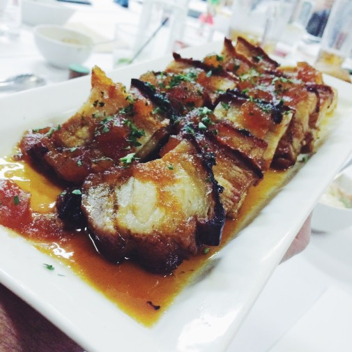 Mundo Churrasco - Pork Belly