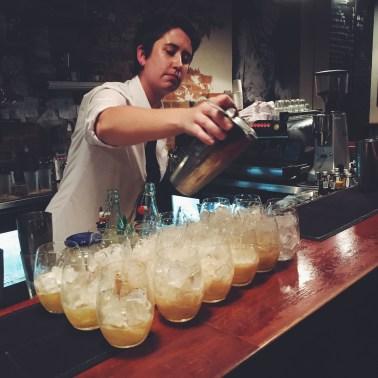 Hoo Har Bar Cocktails