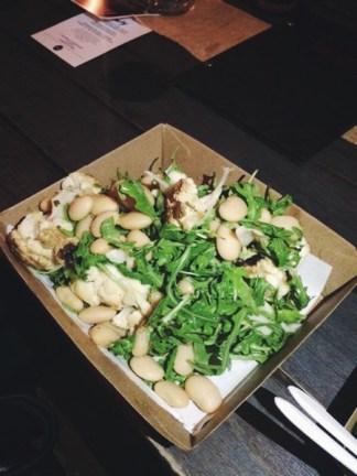 Cauliflower salad @ The Triffed
