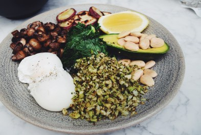 Cafe Brisbane Paleo Breakfast