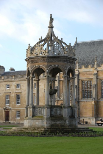 The Great Court, Trinity College, Cambridge