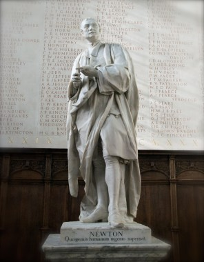 Isaac Newton, Trinity College