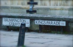 King's Parade, Cambridge.