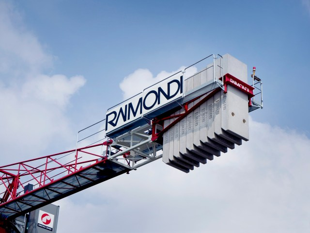 Raimondi appoints ZLT Cranes official agent of eight African countries